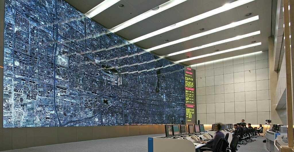 RT @spectatorindex: IMAGE: Beijing's traffic…