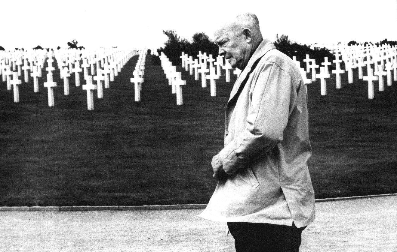 RT @historylvrsclub: Dwight D. Eisenhower…