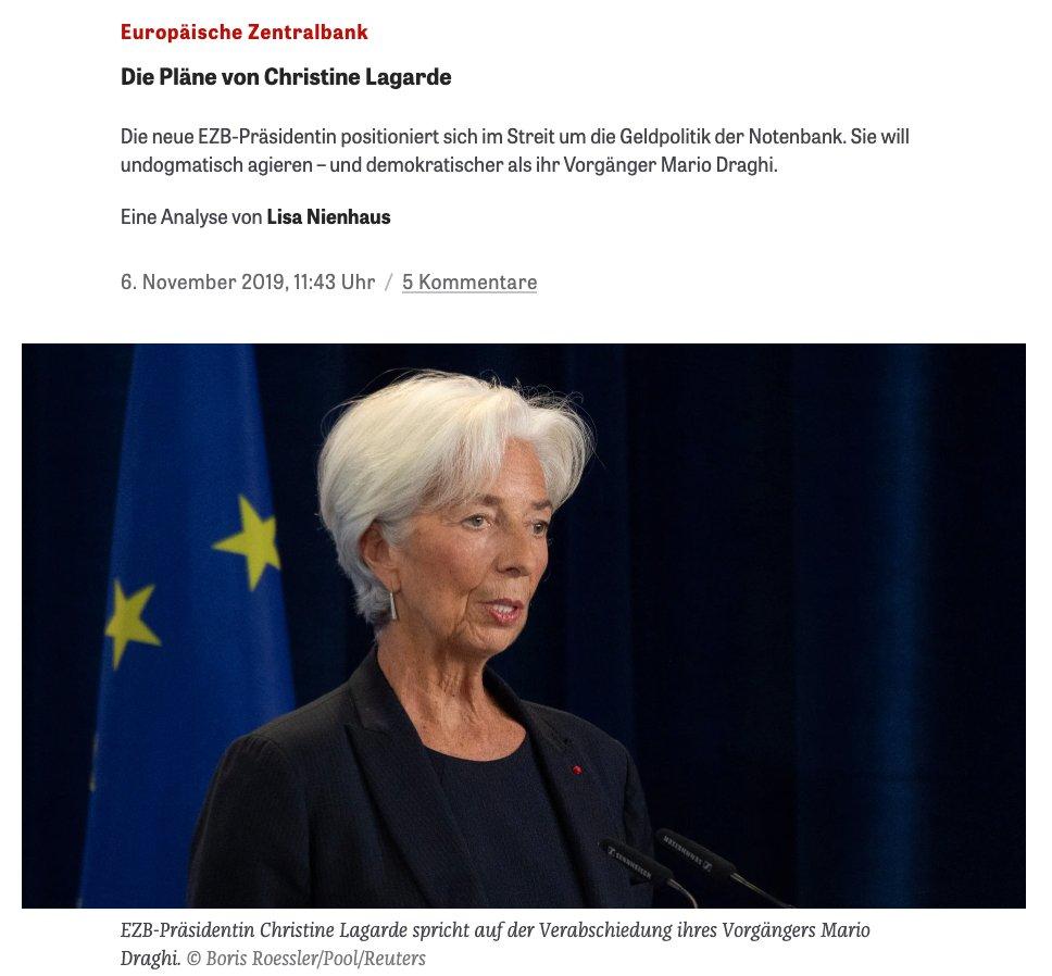 Hawk or dove? Lagarde tells…