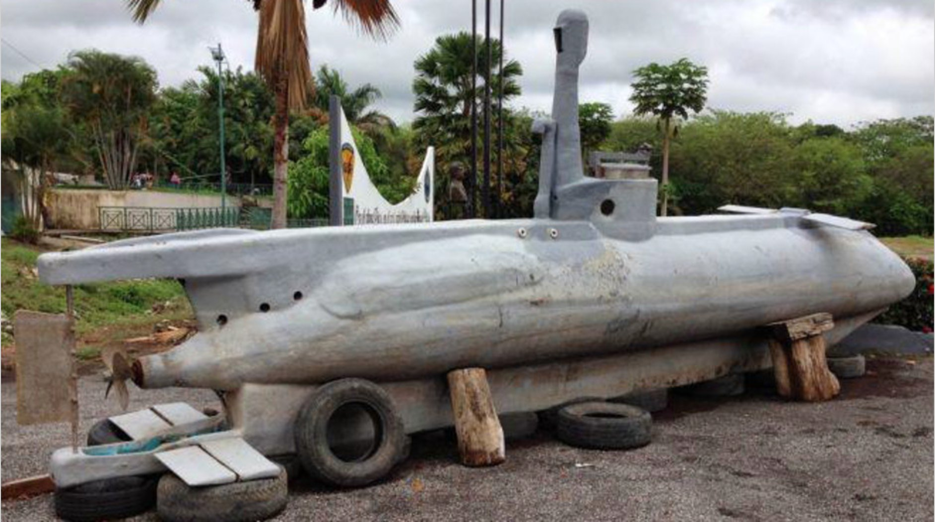 Interested in narcosubmarines and semisubmersible?…