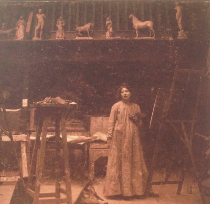 RT @uhume: [Sylvia Pankhurst, suffragette…