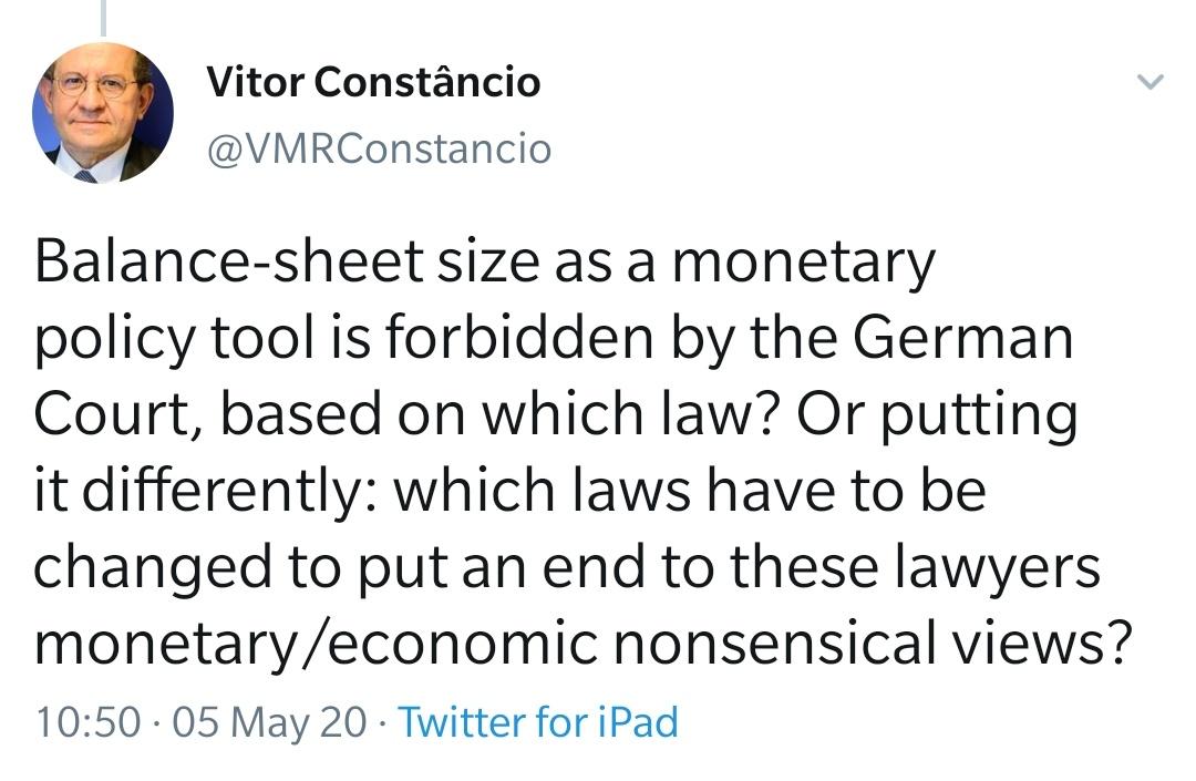 RT @MehreenKhn: Draghi's not on…
