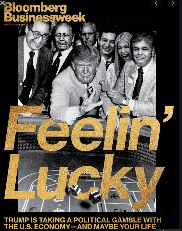 "Is Trump ""gambling for resurrection"",…"