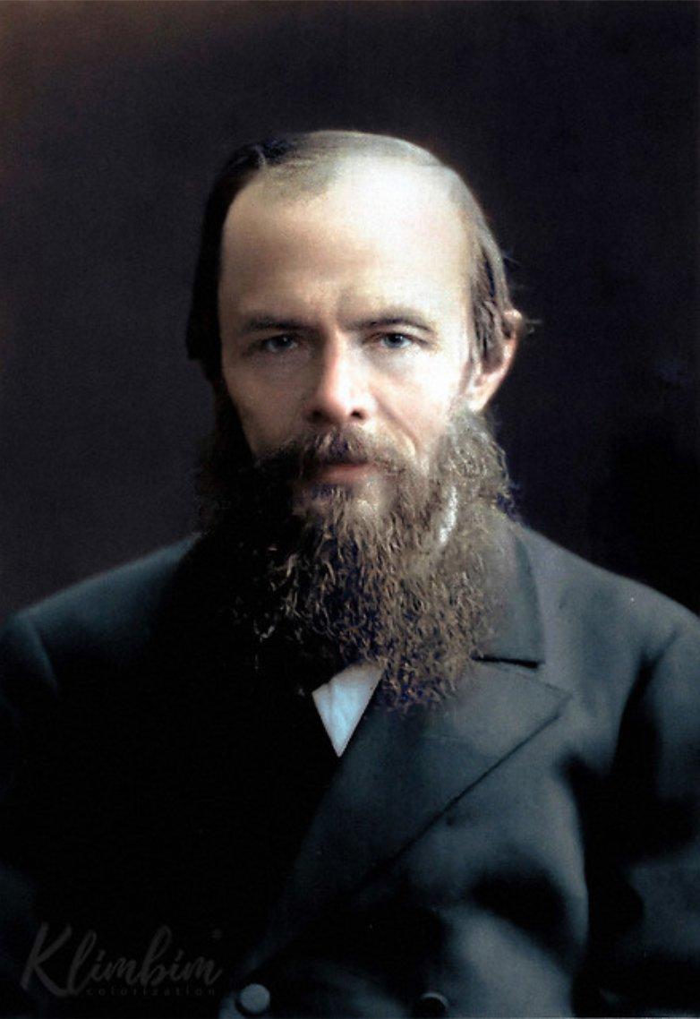 Fyodor Dostoevsky, 1821-1881 https://t.co/L5jEyHpJD0 https://t.co/rrdiGqFZxY