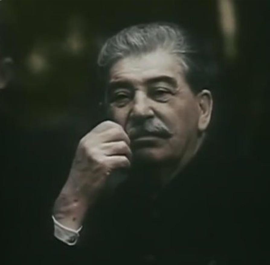 Stalin, brooding ... https://t.co/rpIfCQIyqE
