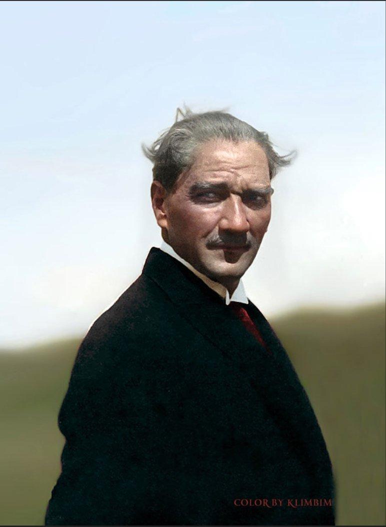 Mustafa Kemal Atatürk By the amazing…
