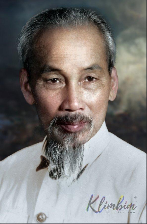 Ho Chi Minh, 1965 https://t.co/LScL3xoCDX