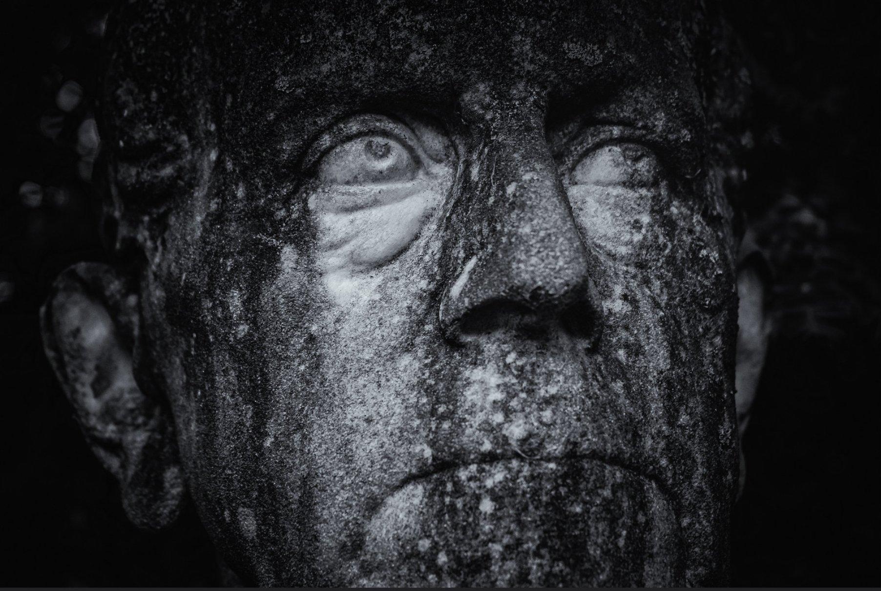 Moltke statue in Stuttgart Lapidarium https://t.co/21aG0WLD6x…