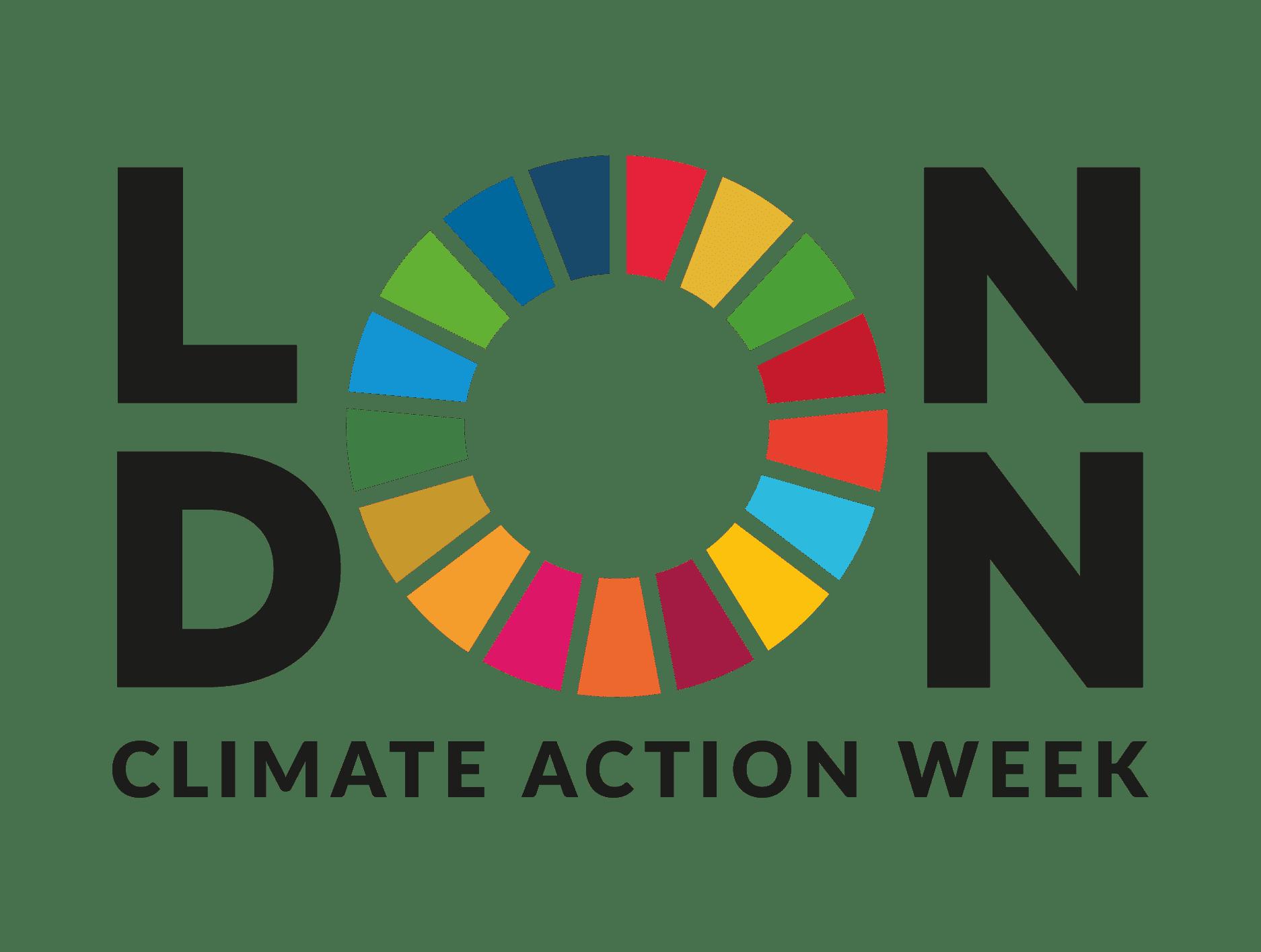 London Climate Action Week 2020 Logo