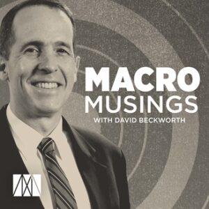 David Beckworth Macro Musings logo