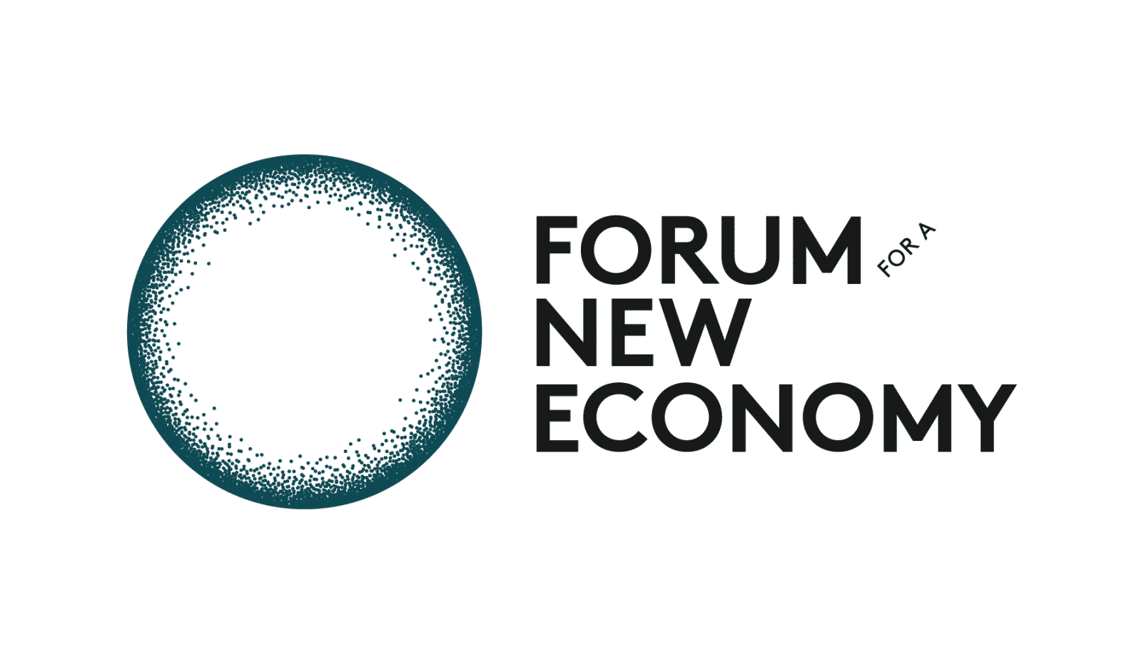 Forum for a New Economy Logo